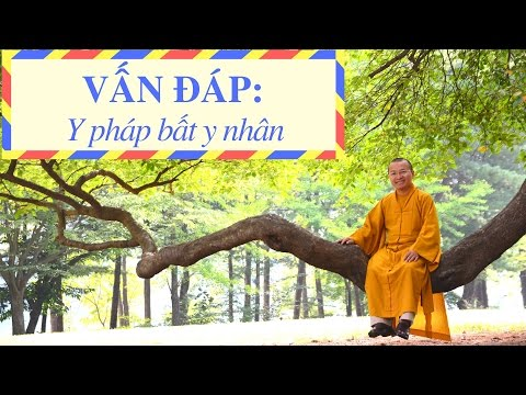 Vấn đáp: Y pháp bất y nhân, hiểu đúng về Phật A Di Đà, lương hoàng sám pháp, nghi thức cộng thông Phật giáo, nghi thức tụng niệm