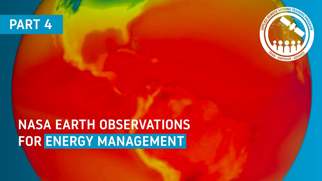 NASA ARSET:Utilizing the NASA POWER Web Services for Energy Related Applications, Part 4/4