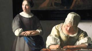 Behind the Painting: Vermeer