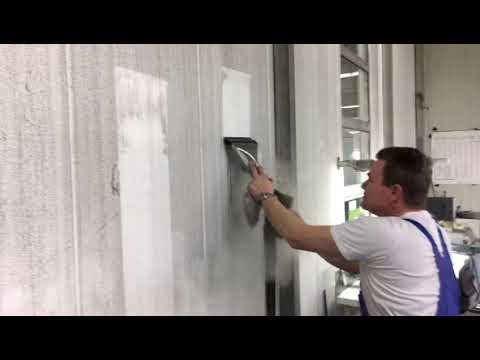 Cleaning Mildew and Mold off a Wall