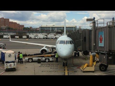 TRIP REPORT - Air Canada Express | ERJ-175 | Toronto To Newark