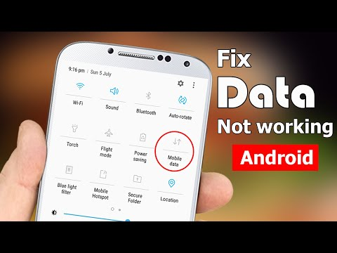 Mobile Data Not Working On Android | Here Is Best Tips To Fix Cellular Data Issues 2019