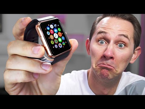 $35 Apple Watch?! | 10 Ridiculous Tech Gadgets!