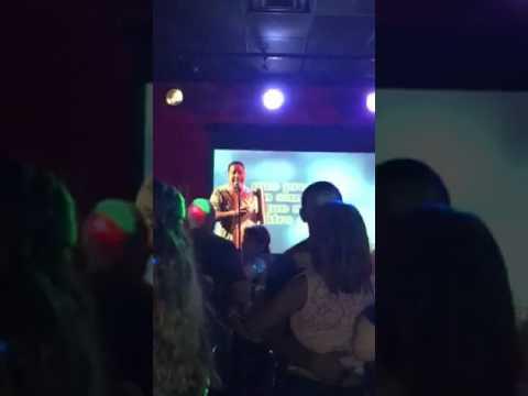 Domingos de Karaoke at Simon Parrilla, Orlando Florida