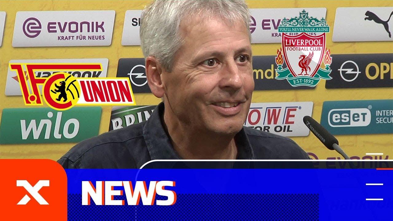 Lucien Favre über neue Regeln, Union Berlin und den FC Liverpool | Borussia Dortmund | SPOX