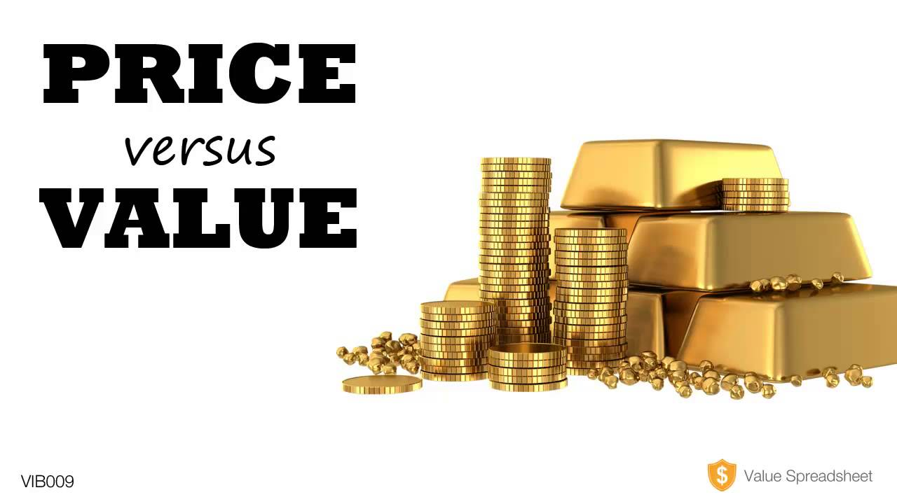 intrinsic value Every share of stock has an intrinsic value, which is independent of its current  market price at any point in time, the market price may be roughly equal,.