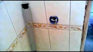 отделка ванной комнаты 2012 в работе(, 2012-09-24T10:17:33.000Z)