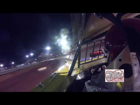 Dalton Polston 525 Latemodel In Car Rome Speedway 9/3/17!