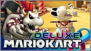 Un hueso duro de roer!!! | Mario Kart 8 Deluxe (switch)