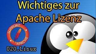 Apache-Lizenz Wichtiges 020.Linux