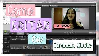 Como editar un video en Camtasia Studio