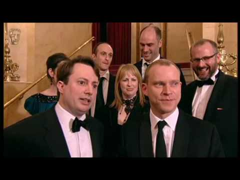 David Mitchell & Robert Webb - Situation Comedy BAFTA (Peep Show)