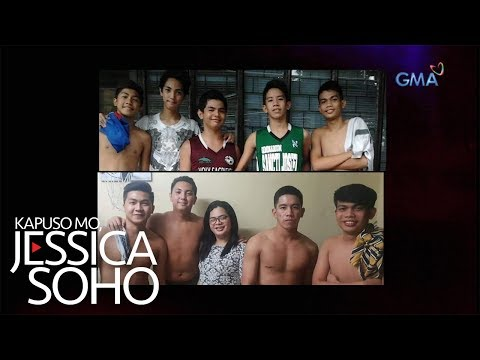 Kapuso Mo, Jessica Soho: Beki basketball player, kilalanin!