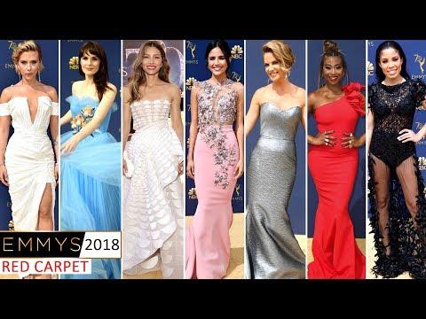 Emmy Awards 2018 | Red Carpet | Full Video | Celebrity Dresses