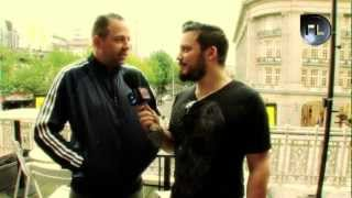 Raveline TV @ ADE 2012 // interview with Tom Novy