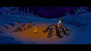 The Simpsons Movie  Whipping Dogs [HD]