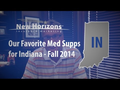 5 Med Supps to sell in Indiana for Fall 2014
