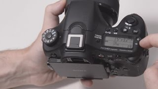 Sony A77 ΙΙ (Hands on)