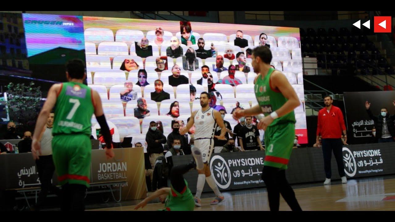 الجمهور الإفتراضي.. نجاح باهر لاتحاد السلة في مضاعفة متعة مشاهدة المباريات  - 11:58-2021 / 1 / 24