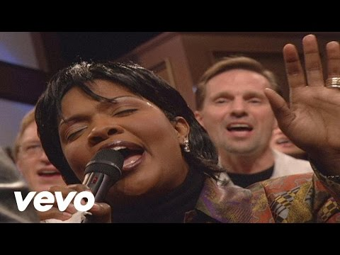 Bill & Gloria Gaither - The Blood Will Never Lose Its Power [Live] ft. CeCe Winans