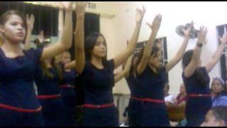 Grupo do Deje - Tabajara 1  - Em Santidade Vanilda Bordieri