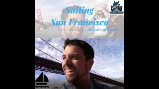 AC Sailing SF Sailing San Francisco Bay with Blue Angels Practice Danny Hauger Podcasts Presents