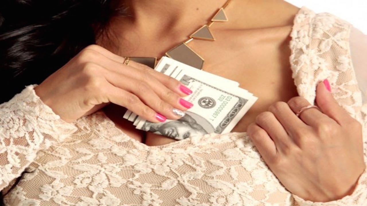 Image result for money down bra