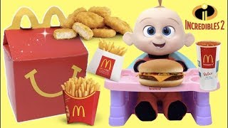 The Incredibles 2 Movie McDonald