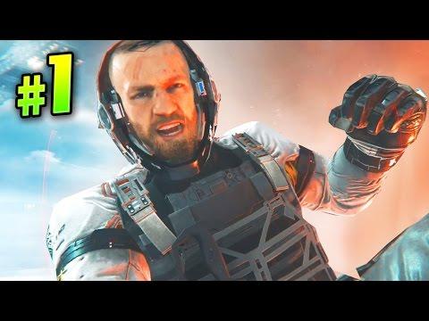 "Call of Duty INFINITE WARFARE Walkthrough (Part 1) - Campaign Mission 1 ""Conor McGregor"" (COD 2016)"
