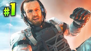 "Call of Duty INFINITE WARFARE Walkthrough (Part 1) - Campaign Mission 1 ""Conor McGregor"" (COD 2016)"