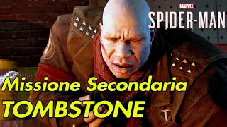 """TOMBSTONE"" SPIDER-MAN (PS4) Missioni Secondarie"