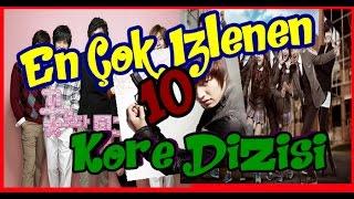 En Çok İzlenen 10 Kore Dizisi - Korean Dramas - Top10 (Kore Bilgi)