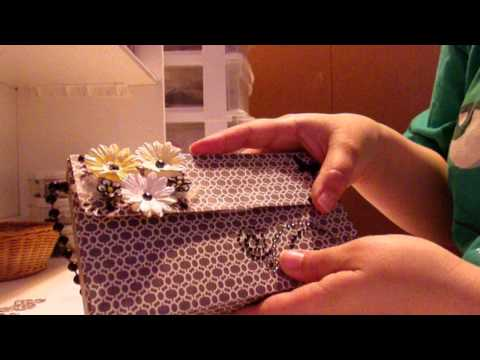 """Altered VHS Case - VR for Crafty Paws """"Love the Earth"""" Challenge"""