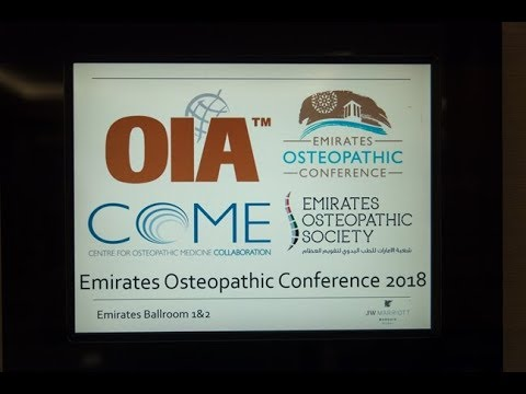 2nd Emirates Osteopathic Conference
