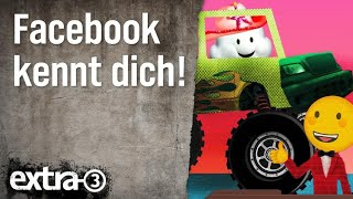 We are Internet: Facebook kennt dich!