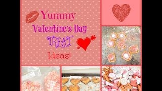 Yummy Valentine's Day Treats! Thumbnail
