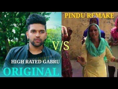 Nakhra Tera Ni  feat Guru (Pindu )😂😂 Randhawa.