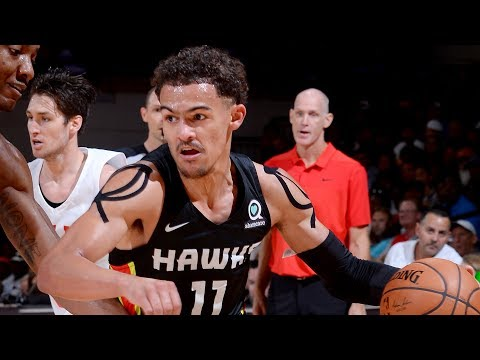 Best of Trae Young vs. 2018 Summer League Highlights