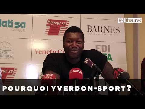 Djibril Cissé signe à Yverdon-Sport