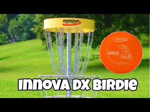Innova Birdie Review!!!