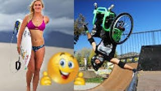 Never Give Up ! Amazing People Compilation 2017