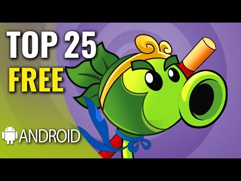 Top 25 Free Modern Android Games   HD