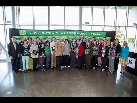 2015 King County Green Globe Awards