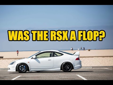 Was The Acura RSX (DC5) A Flop In Sales?