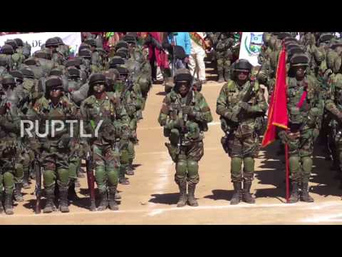 Bolivia: Morales points finger at US, offers support to Maduro during military parade