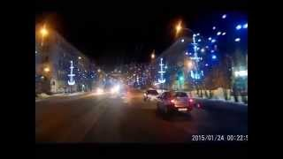 Мурманск украсили на новогодние праздники(, 2015-01-24T23:07:30.000Z)