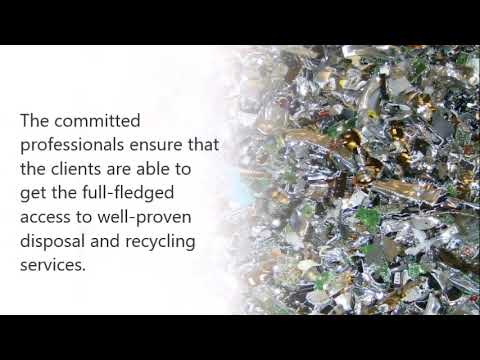 E-Waste Disposal & Recycling In San Diego - Getting Rid Of Unwanted Electronic Devices