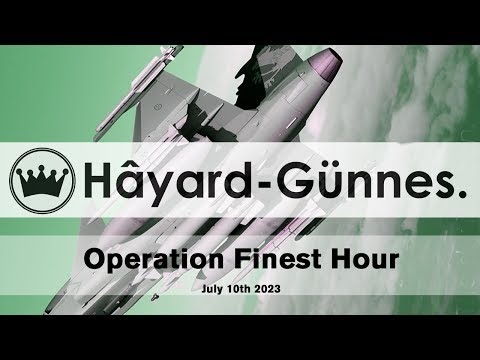 Operation Finest Hour : Command Modern Air Naval Operations