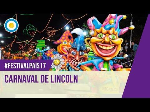 Festival País 17' - Comparsa Nuevo Imperio En El Carnaval De Lincoln