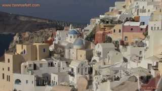 Santorini & Tour of Greece Collage Video - youtube.com/tanvideo11(Powered by http://www.tanmarket.com - Santorini (Greek: Σαντορίνη, pronounced [sadoˈrini]), classically Thera /ˈθɪrə/, and officially Thira (Greek: Θήρα ..., 2013-06-16T23:01:20.000Z)